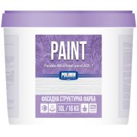 Полимин ASF 1 краска акриловая структурная фасадная (8 кг)