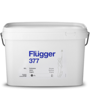 FLUGGER Клей 377 adhesive Roll-on 12л
