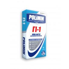 ПОЛИМИН  Г I-1 (аква-барьер) Гидроизоляционная смесь 25кг