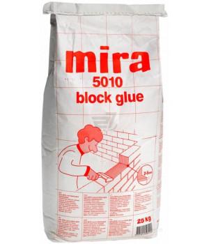 MIRA 5010 block qlue Клей  для газоблока  25кг
