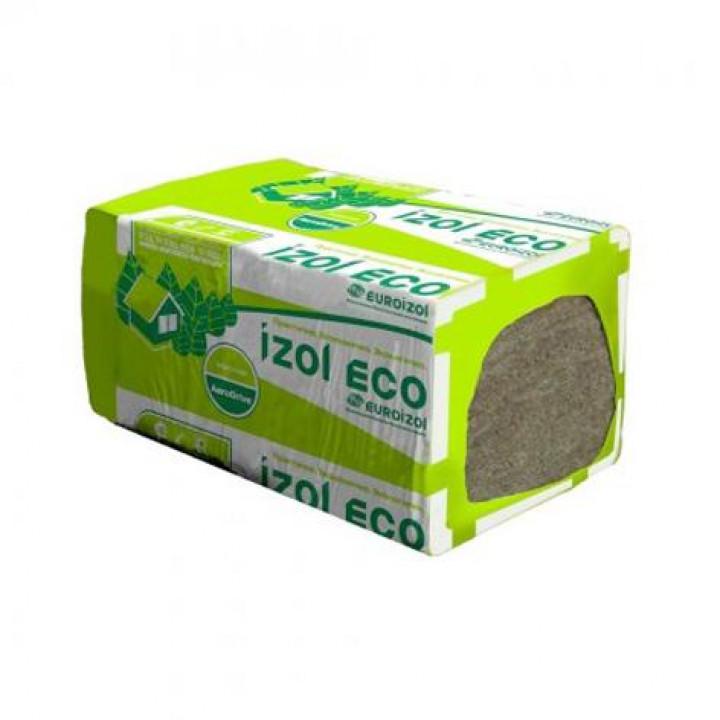 Минераловатная плита IZOL ECO 110 плотность 50мм