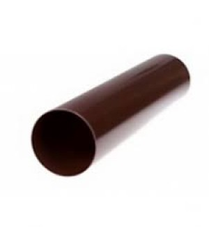 Труба водосточная Profil (100 мм./3 м./коричневая)
