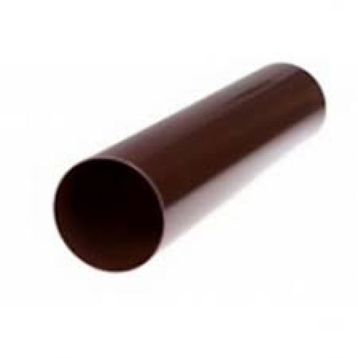 Труба водосточная Profil (100 мм./4 м./коричневая)
