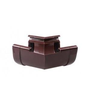 Кут жолоба зовнішній Profil (130 Z 90 / коричневий)