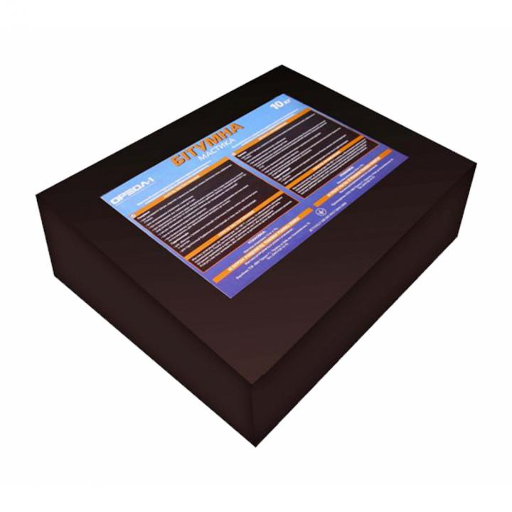 Мастика битумно-полимерная кровельная ОРЕОЛ-1 (10кг)