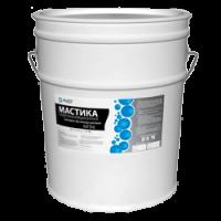 Мастика битумно-бутилкаучуковая PLEST МГББ-М (9 кг.)