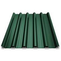 Профнастил толщина 0,35 мм (0.95*2м) зеленый