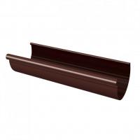 Желоб RAINWAY (130мм/коричневый)