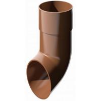 Слив трубы коричневый Технониколь (82мм)