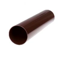 Труба коричневая Технониколь (82мм/3м)