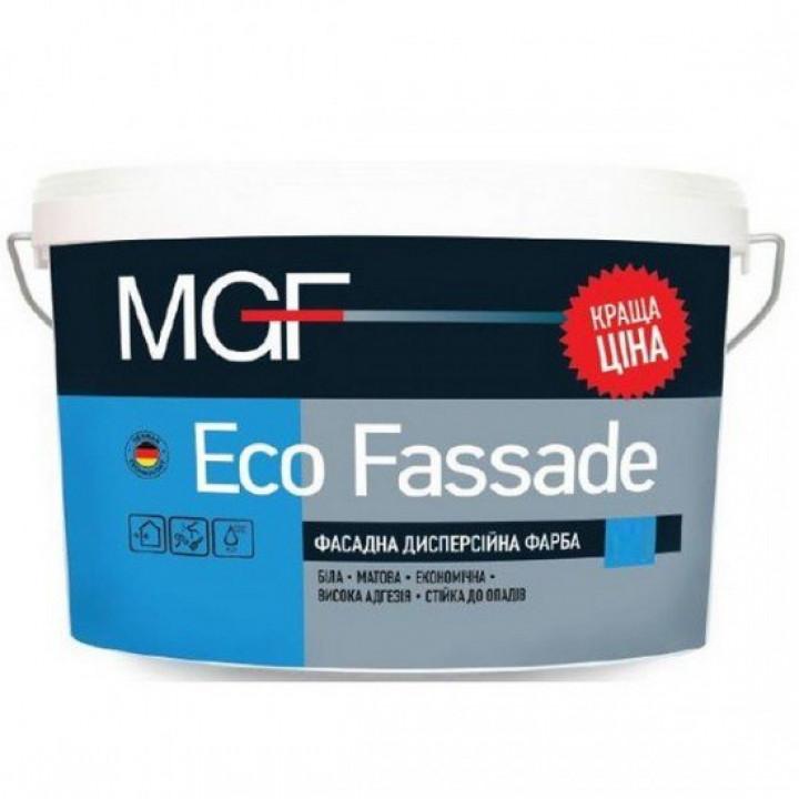 Краска фасадная MGF ЕCО Fassade М690 (14кг)