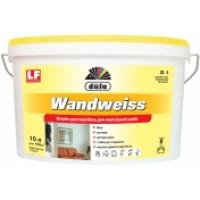 Краска дисперсионная DUFA Wandweiss D1 (14кг.)