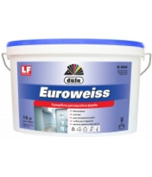 Краска дисперсионная DUFA Euroweiss D604 (14кг.)