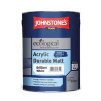 Фарба надміцна напівматова JOHNSTONE'S (Джонстоунс) Acrylic Durable Matt (10кг)