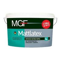 Краска латексная матовая MGF Mattlatex М-100 (14кг)