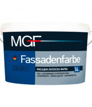 Краска фасадная MGF Fassadenfarbe М-90 (7кг)