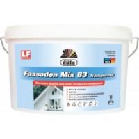 Краска фасадная для компьютерной колеровки DUFA Fassaden Mix B3 Transparent (9л.)