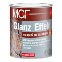 Лак фасадный для камня MGF Glanz Effekt (10 л.)