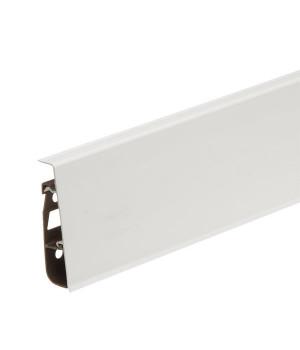 Плінтус Cesar Hi-line Prestige Білий 089 (2.5м)