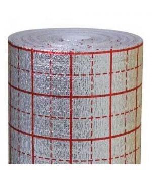 Полотно ППЕ-Л 3 мм. (м.кв.) (з розміткою під теплу підлогу)