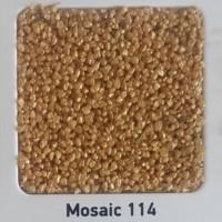 Штукатурка мозаїчна SILTEK Decor Mosaic 114 (25 кг.)