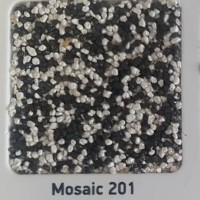 Штукатурка мозаїчна SILTEK Decor Mosaic 201 (25 кг.)