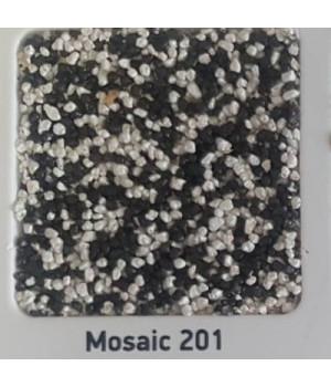 Штукатурка мозаичная SILTEK Decor Mosaic 201 (25 кг.)
