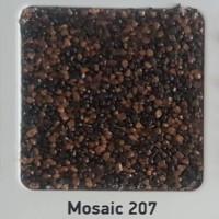 Штукатурка мозаїчна SILTEK Decor Mosaic 207 (25 кг.)