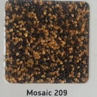 Штукатурка мозаїчна SILTEK Decor Mosaic 209 (25 кг.)