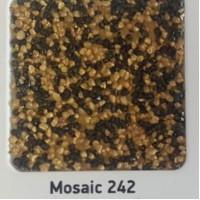 Штукатурка мозаїчна SILTEK Decor Mosaic 242 (25 кг.)