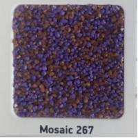Штукатурка мозаїчна SILTEK Decor Mosaic 267 (25 кг.)