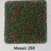 Штукатурка мозаїчна SILTEK Decor Mosaic 268 (25 кг.)