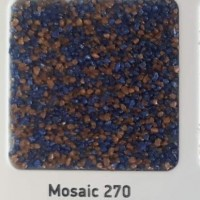 Штукатурка мозаїчна SILTEK Decor Mosaic 270 (25 кг.)