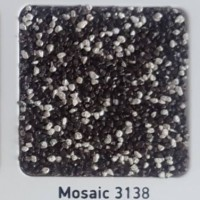 Штукатурка мозаїчна SILTEK Decor Mosaic 3138 (25 кг.)