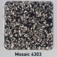Штукатурка мозаїчна SILTEK Decor Mosaic 4303 (25 кг.)