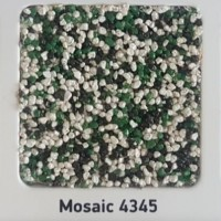 Штукатурка мозаїчна SILTEK Decor Mosaic 4345 (25 кг.)
