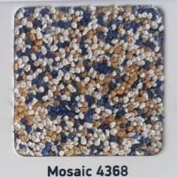 Штукатурка мозаїчна SILTEK Decor Mosaic 4368 (25 кг.)