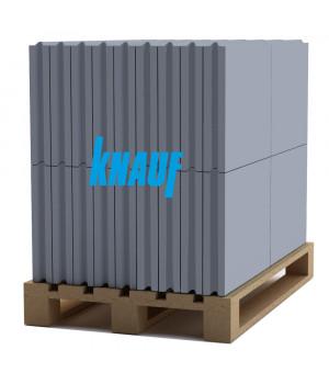Гипсовая пазогребневая плита KNAUF (КНАУФ) (666*500*80мм)