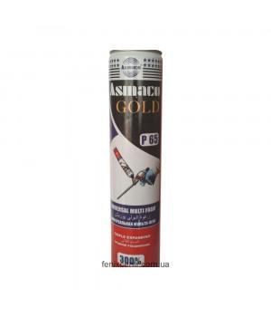 Asmaco Пена монтажная PRO всесезонная P-65 (1000 гр)