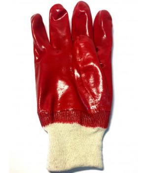 Перчатки бензо-маслостойкие