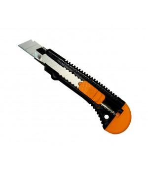 Нож прорезной усиленный 18мм