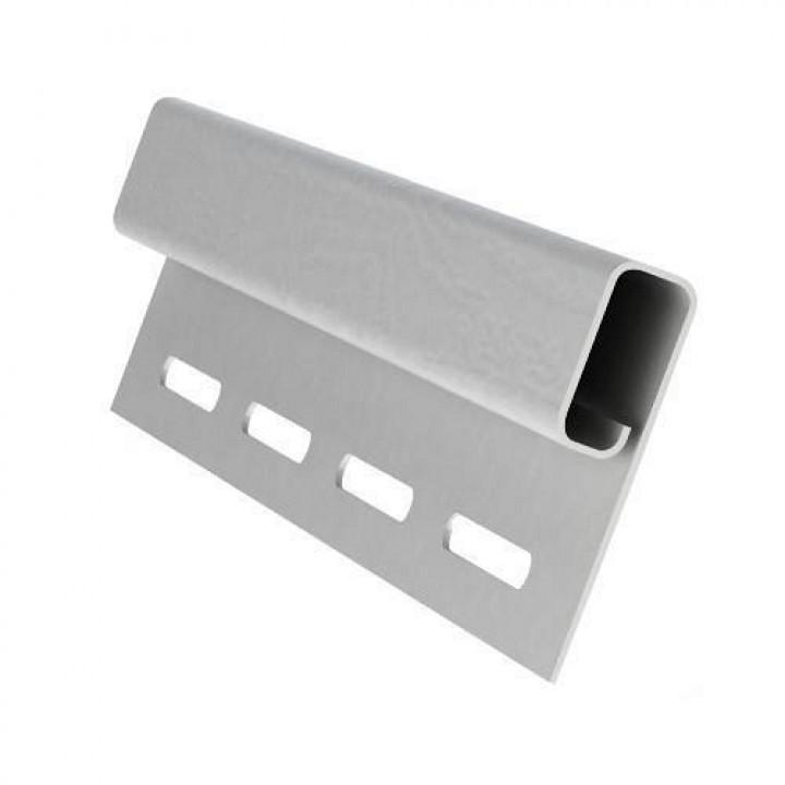 Планка софит J-trim (белая)