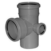 Крестовина канализационная 110*110*50 (ВР/левая)