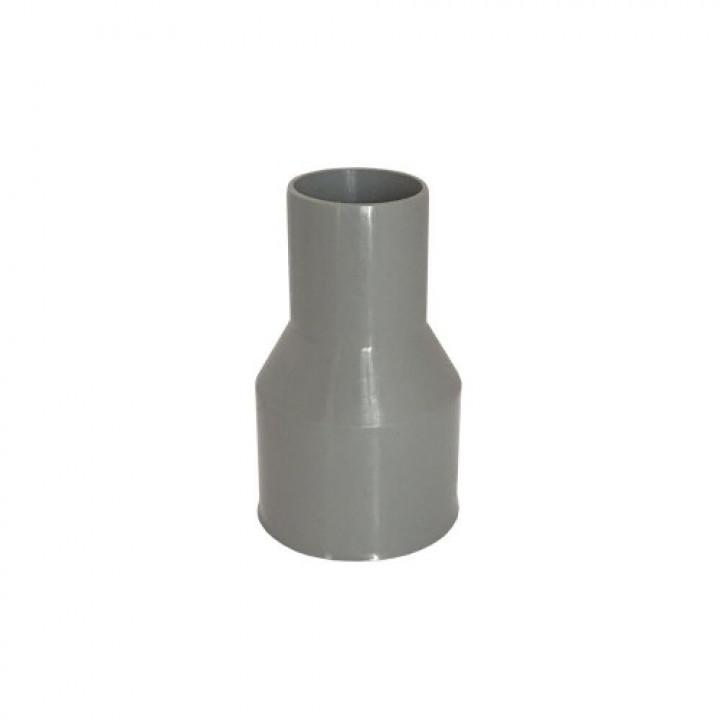 Переход канализационный 50/72 (тапер 50) без резинки