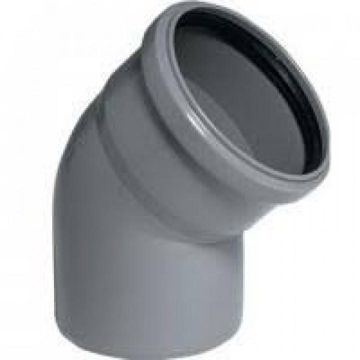 Коліно каналізаційне WAVIN 50 * 67