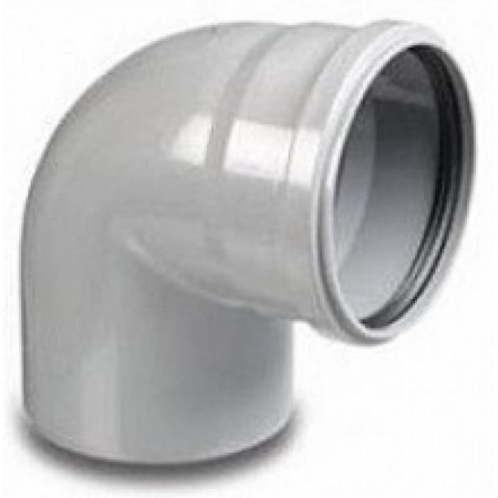 Колено канализационное WAVIN 50*88