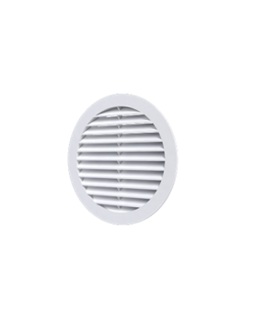 Решетка вентиляционная Омис AURAMAX (D200 с фланцем D150)