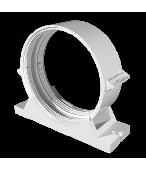 Соединитель эксцентриковый круглых воздуховодов Омис (D100/125)