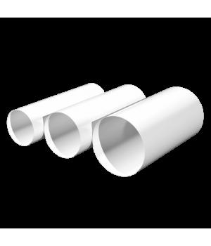 Воздуховод круглый ПВХ Омис (D125/L=1.5м)