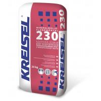 Клей для приклеивания минеральной ваты Крайзель (Kreisel) 230 (25кг.)